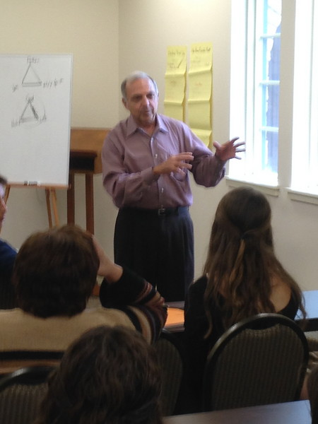 Community Life - General Pagonis Presentation - October 5, 2014