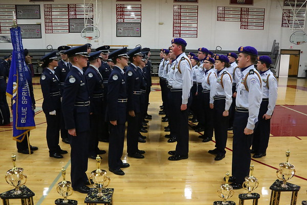 Nevada Drill Meet - 2018