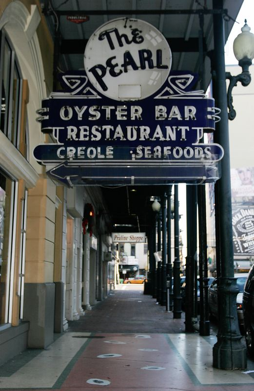 New Orleans in December 2004