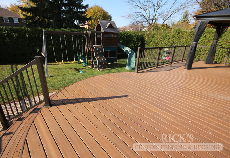 1220 - LifeStyle HDPE Composite Decking