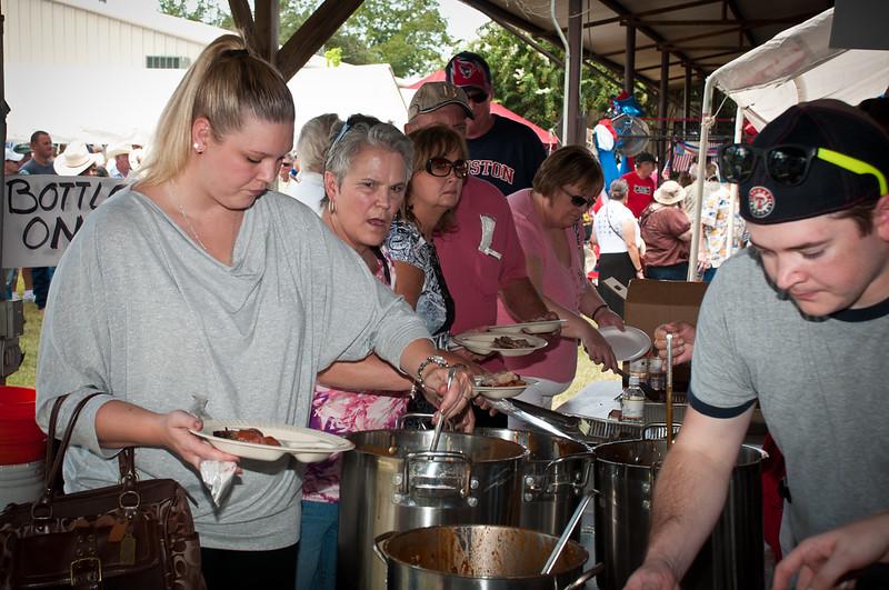 2012 St. Mary In Plantersville Bazaar
