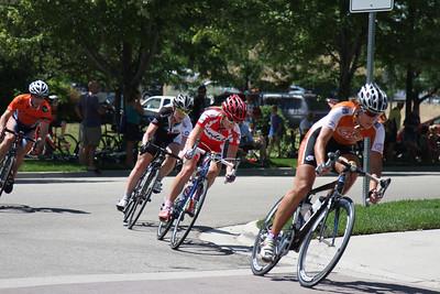 Idaho State Criterium Championship July 15, 2012