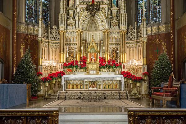 Christmas 2016 - St Francis de Sales Oratory - St Louis