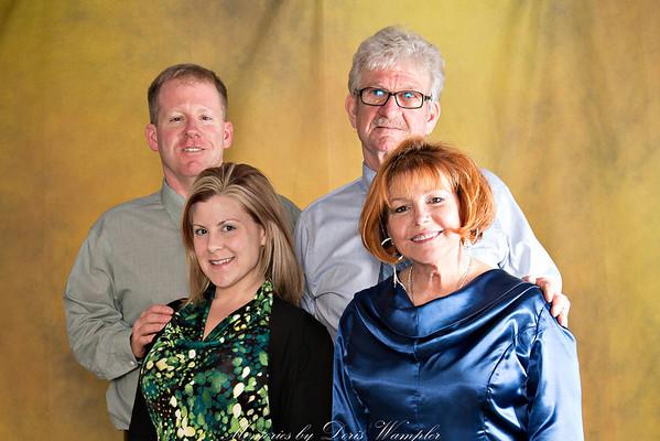 BURGAN FAMILY-DEC 2012