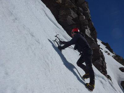 Winter Mountaineering Southern Peaks March 2016