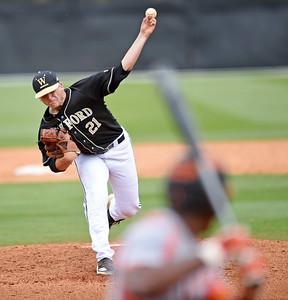 Wofford And Mercer Baseball
