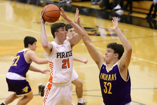 13V Boys Basketball:  Valley at Wheelersburg 2020
