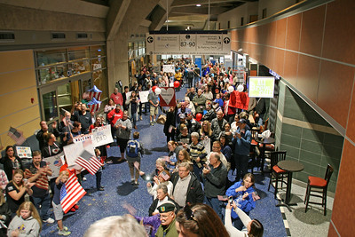 Welcome Home at KCI