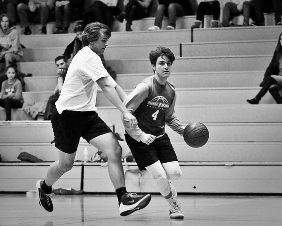 Ian Lynch Rockwood Rec League Basketball 2/10/18