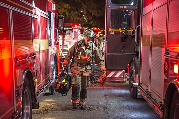 October 22, 2015 - 2nd Alarm - 496 Castlefield Ave.