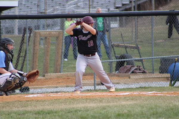 WMHS Baseball Photos by Amanda W 2017