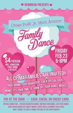 Newbreak and CPJMA Family Dance