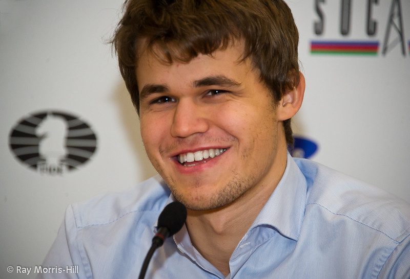 Magnus Carlsen is the winner of the World Chess Championship Candidates Tournament