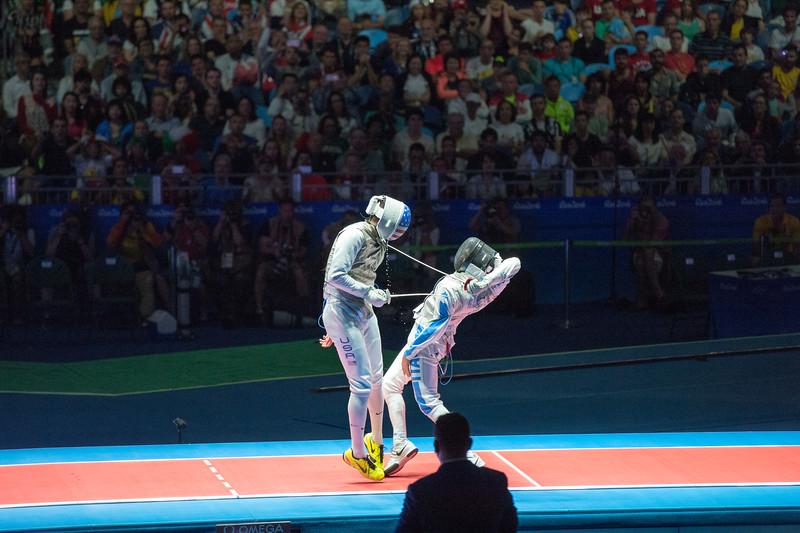 Rio Olympics 07.08.2016 Christian Valtanen _CV45101