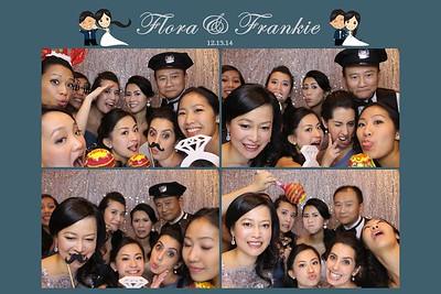 Flora & Frankie Wedding 13th Dec 2014