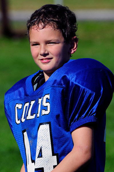 Mighty Mites Week 7 - Colts v. Titans