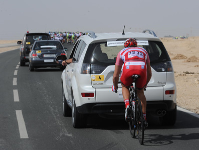Tour of Qatar Stage 4: Al Thakira > Madinat Al Shamal, 144kms
