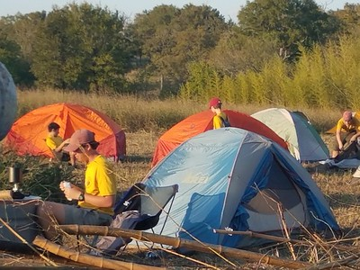 2017 October Bamboo Campout