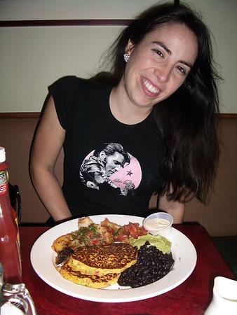 Herbivore for Breakfast - November 26, 2006