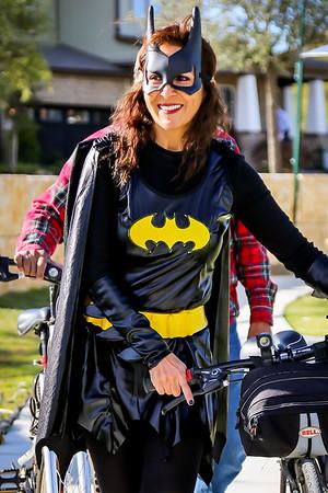 Walsh - Mayor Betsy Price's Spooky Bike Ride