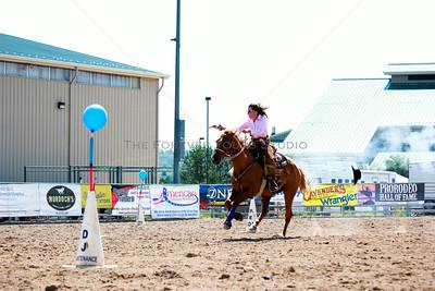 Horseback shooting