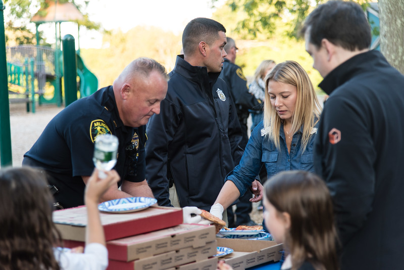 Pizza with Police at the Park 2019_ERF4455