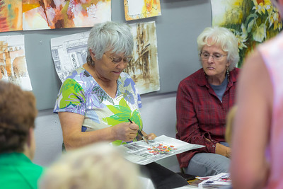 Monday, 7.22 - Visual Arts, Painting