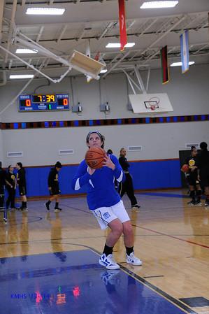 Girls Varsity Basketball 12-13-13 Mr. Plevritis