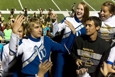 Game 5 - vs Plano East - 1 Oct 2010