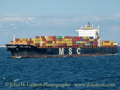 MSC - Mediterranean Shipping Company