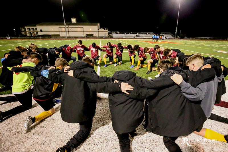 Varsity Soccer 2019-20
