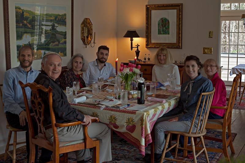 Second Seder 2016