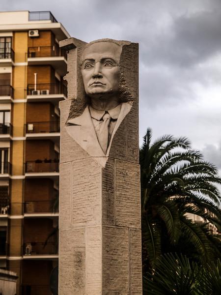 Statue in Corato