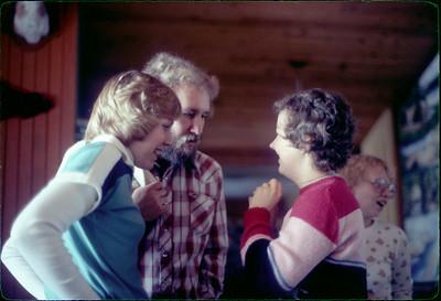 1978 Staff Retreat