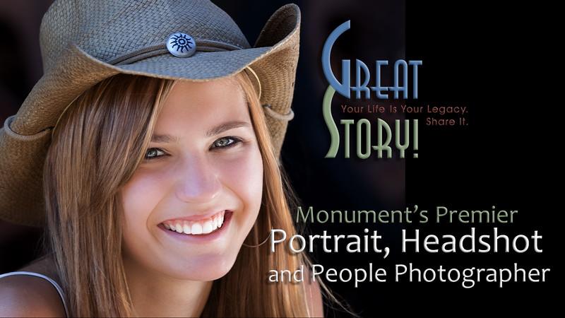 Premier Professional Portrait Photographer in Monument, Colorado