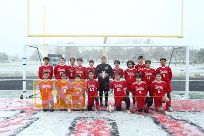 Arcadia boys soccer 2020