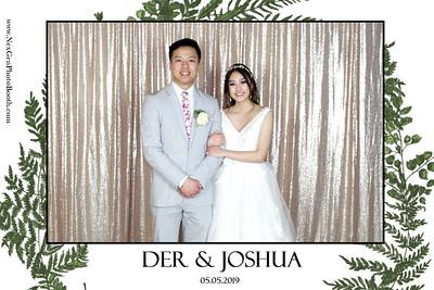 Der & Joshua's Wedding 5/5/19