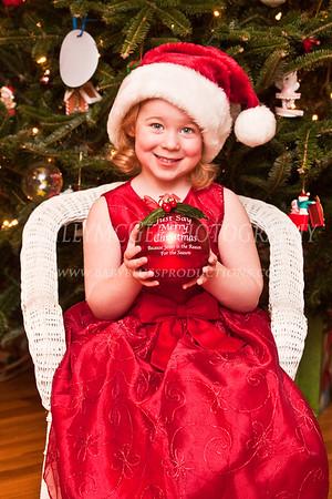 Merry Christmas Portraits - 21 Dec 08