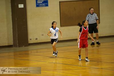 Kristin's Basketball 1/15/2012
