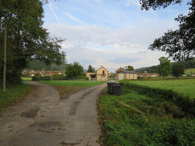 Woensdag opnieuw wandelen in Parc Naturel Régeonal du Morvan