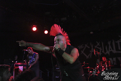 The Casualties @ Echoplex (Los Angeles, CA); 05/25/18