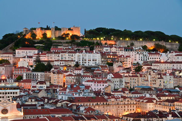 Portugal - Lisbon, Sintra and Pena