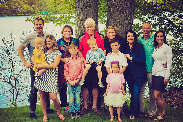 Beguhn Family 2017