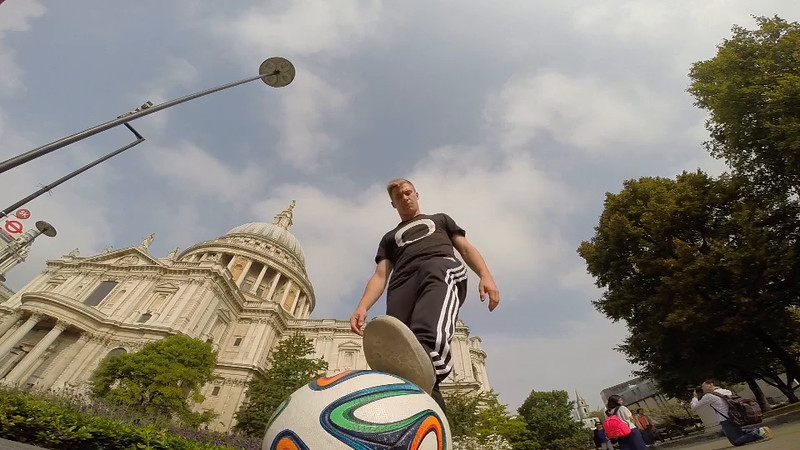 Andrew Henderson, Freestyle Football World Champion
