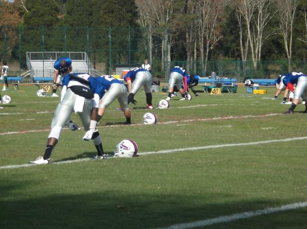 Prep Football vs. Collegiate