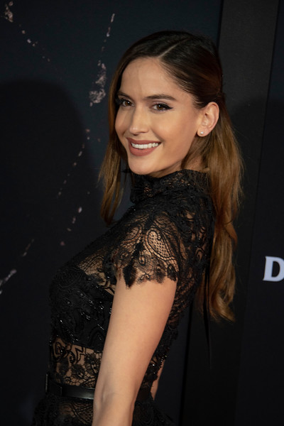 """LOS ANGELES, CALIFORNIA - OCTOBER 29: Natalia Barulich attends the premiere of Warner Bros Pictures' """"Doctor Sleep"""" at Westwood Regency Theater on Tuesday October 29, 2019 in Los Angeles, California. (Photo by Tom Sorensen/Moovieboy Pictures,)"""