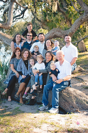 Philippe Park Extended Family