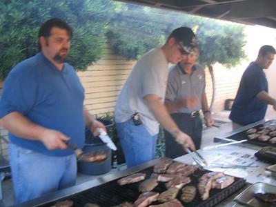 2005 - June (Young Bucks Steak Fry)