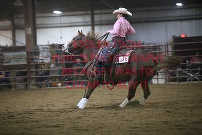 50. Youth Working Ranch Horse