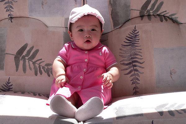Alyssa 6 Months